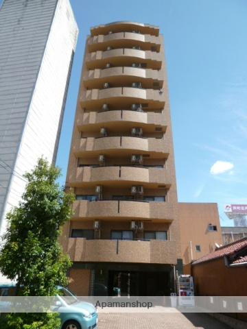 愛知県名古屋市中村区、名鉄名古屋駅徒歩10分の築12年 10階建の賃貸マンション
