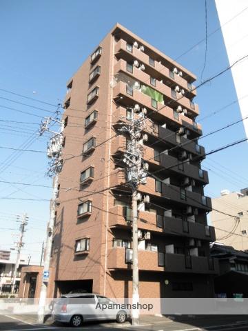 愛知県名古屋市中村区、名古屋駅徒歩7分の築18年 9階建の賃貸マンション