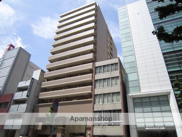 愛知県名古屋市中区、伏見駅徒歩8分の築11年 13階建の賃貸マンション