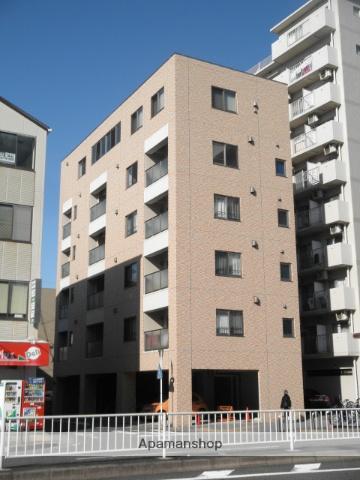 愛知県名古屋市西区、近鉄名古屋駅徒歩11分の築11年 6階建の賃貸マンション