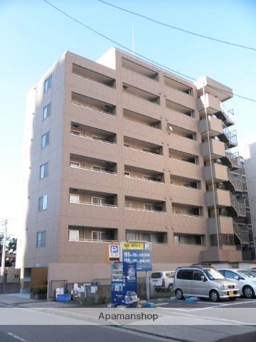 愛知県名古屋市西区、名古屋駅徒歩6分の築13年 8階建の賃貸マンション