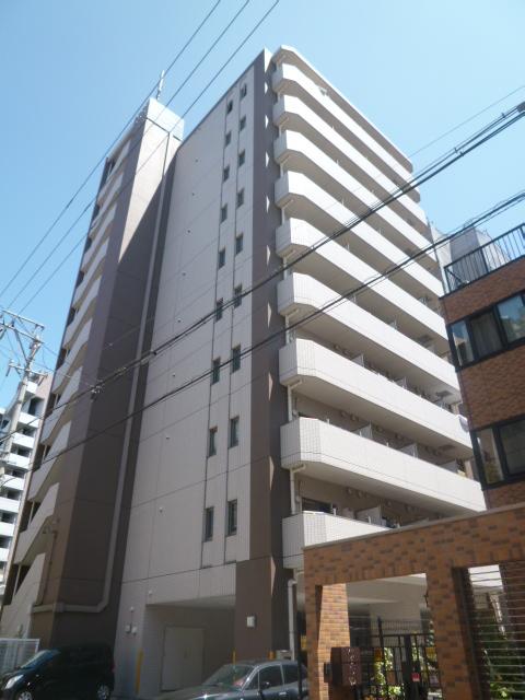 愛知県名古屋市中村区、名古屋駅徒歩6分の築10年 10階建の賃貸マンション