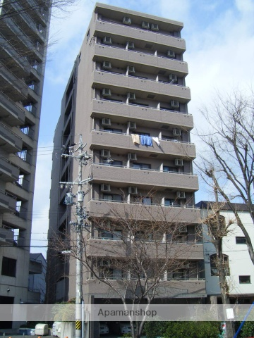 愛知県名古屋市西区、名古屋駅徒歩6分の築13年 10階建の賃貸マンション