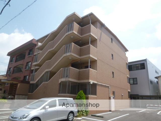 愛知県名古屋市西区、栄生駅徒歩7分の築13年 4階建の賃貸マンション
