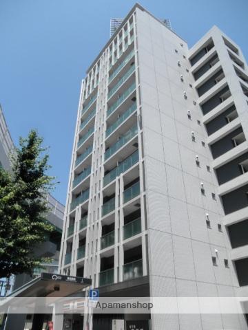 愛知県名古屋市中区、金山駅徒歩10分の築11年 12階建の賃貸マンション