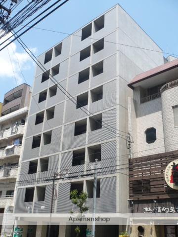 愛知県名古屋市中村区、名鉄名古屋駅徒歩4分の築10年 8階建の賃貸マンション