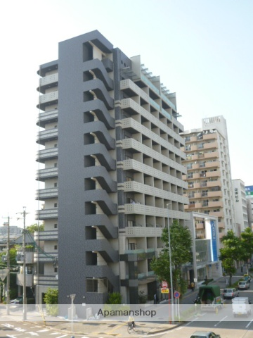 愛知県名古屋市中区、金山駅徒歩7分の築9年 12階建の賃貸マンション