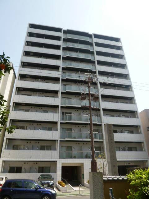 愛知県名古屋市中区、栄駅徒歩11分の築9年 11階建の賃貸マンション