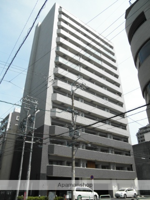 愛知県名古屋市中区、名鉄名古屋駅徒歩13分の築11年 15階建の賃貸マンション