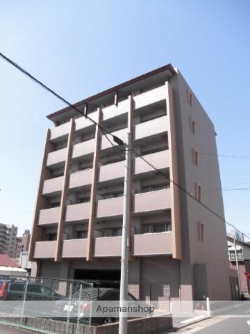 愛知県名古屋市西区、名古屋駅徒歩9分の築9年 6階建の賃貸マンション