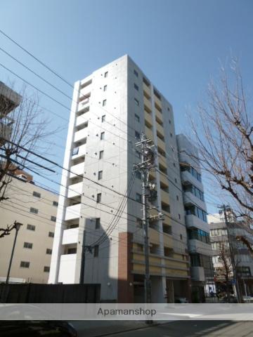 愛知県名古屋市中村区、名古屋駅徒歩6分の築9年 11階建の賃貸マンション