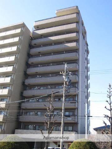 愛知県名古屋市中村区、名古屋駅徒歩9分の築10年 12階建の賃貸マンション