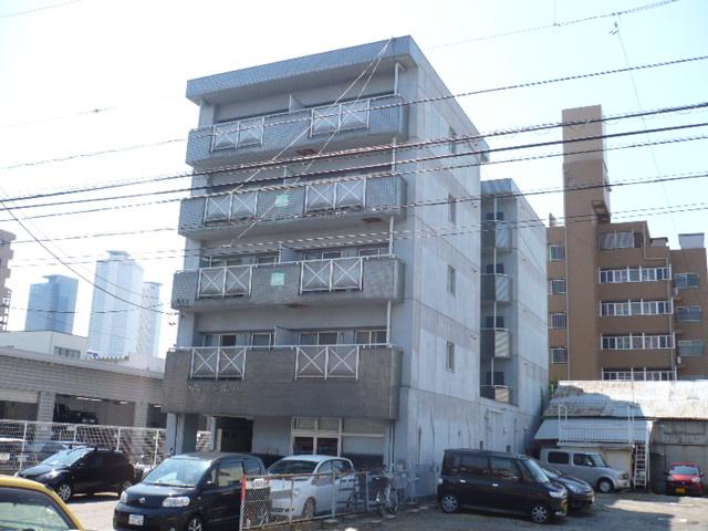 愛知県名古屋市中村区、栄生駅徒歩10分の築27年 5階建の賃貸マンション