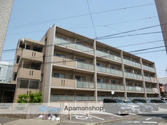愛知県名古屋市中村区、中村日赤駅徒歩9分の築10年 4階建の賃貸マンション