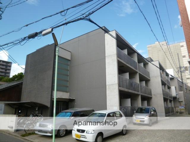 愛知県名古屋市中村区、米野駅徒歩15分の築11年 3階建の賃貸マンション