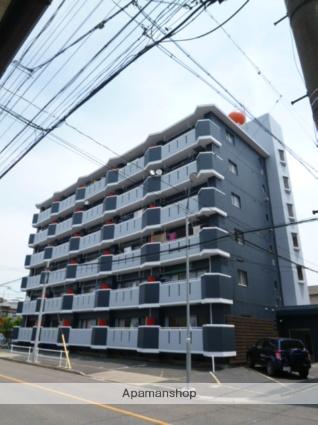 愛知県名古屋市中村区、中村日赤駅徒歩10分の築40年 6階建の賃貸マンション