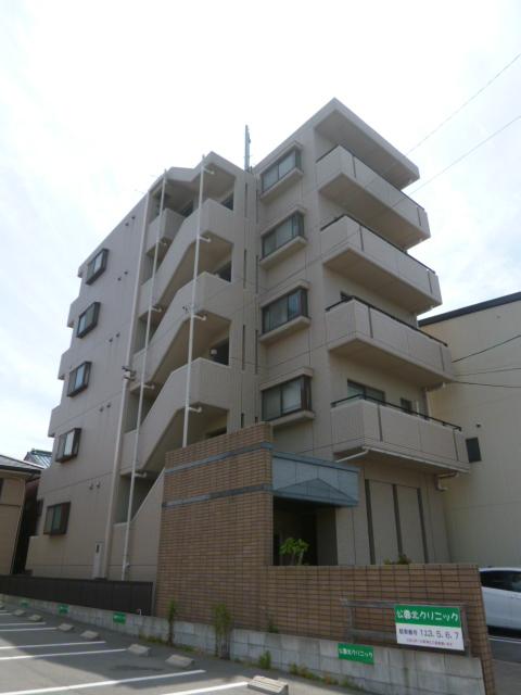 愛知県名古屋市中村区、中村公園駅徒歩15分の築14年 5階建の賃貸マンション