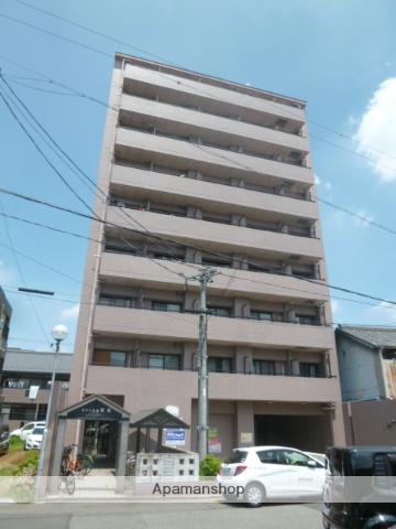 愛知県名古屋市中村区、名古屋駅徒歩13分の築20年 9階建の賃貸マンション