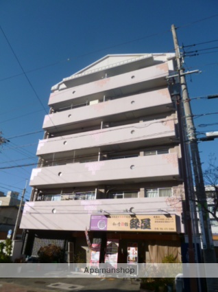 愛知県名古屋市中村区、中村日赤駅徒歩9分の築24年 6階建の賃貸マンション