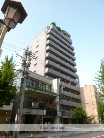 愛知県名古屋市中村区、名古屋駅徒歩3分の築18年 13階建の賃貸マンション
