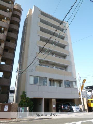 愛知県名古屋市中区、尾頭橋駅徒歩16分の築9年 8階建の賃貸マンション