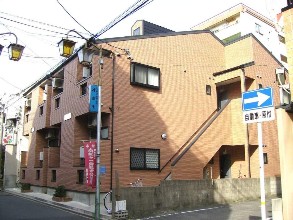 愛知県名古屋市中村区、中村日赤駅徒歩12分の築11年 2階建の賃貸アパート