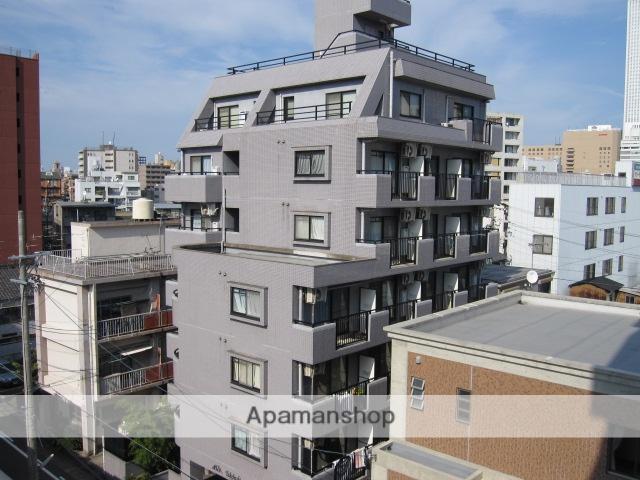 愛知県名古屋市中村区、名古屋駅徒歩8分の築19年 7階建の賃貸マンション