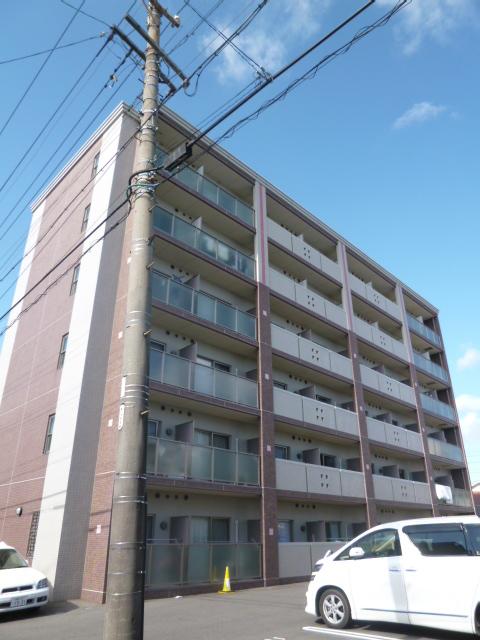 愛知県名古屋市中村区、栄生駅徒歩11分の築9年 6階建の賃貸マンション
