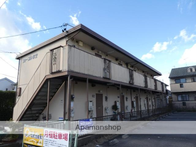 愛知県春日井市、勝川駅徒歩30分の築32年 2階建の賃貸アパート
