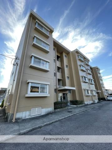 愛知県春日井市、勝川駅徒歩34分の築30年 4階建の賃貸マンション