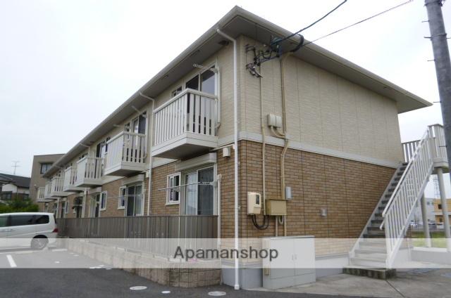 愛知県春日井市、牛山駅徒歩20分の築8年 2階建の賃貸アパート
