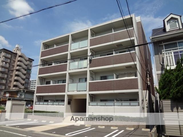 愛知県春日井市、勝川駅徒歩28分の築10年 4階建の賃貸マンション