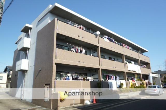 愛知県春日井市、春日井駅徒歩30分の築23年 3階建の賃貸マンション