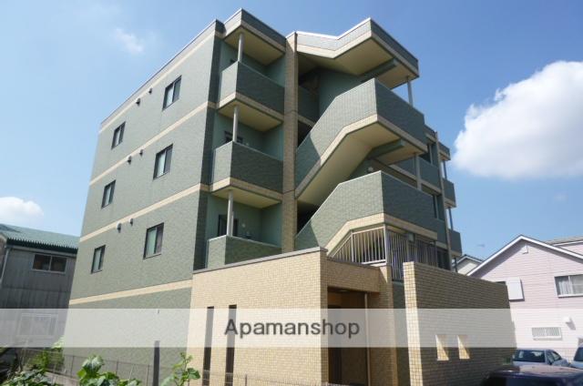 愛知県名古屋市北区、味美駅徒歩19分の築9年 4階建の賃貸マンション
