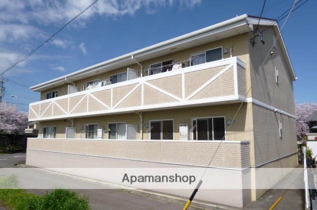 愛知県春日井市、勝川駅徒歩14分の築14年 2階建の賃貸アパート