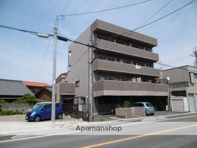 愛知県春日井市、勝川駅徒歩3分の築18年 4階建の賃貸マンション