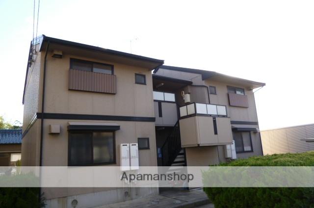 愛知県春日井市、春日井駅徒歩14分の築23年 2階建の賃貸アパート