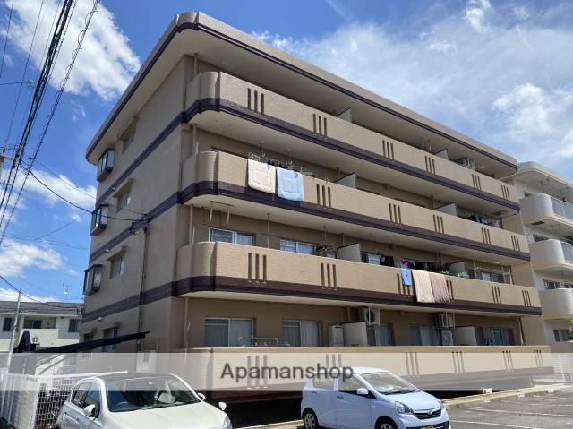 愛知県春日井市、勝川駅徒歩19分の築27年 4階建の賃貸マンション