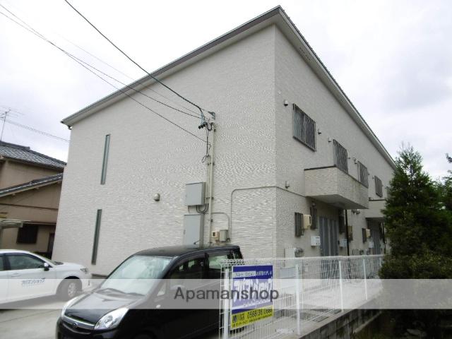 愛知県春日井市、勝川駅徒歩26分の築6年 2階建の賃貸テラスハウス