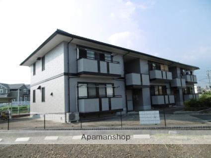 愛知県春日井市、勝川駅徒歩21分の築18年 2階建の賃貸アパート