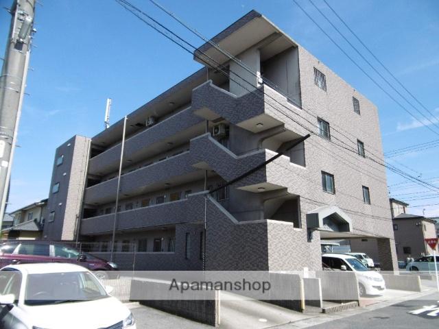 愛知県春日井市、勝川駅徒歩8分の築16年 4階建の賃貸マンション