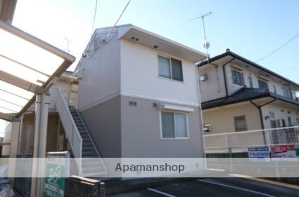 愛知県春日井市、春日井駅徒歩11分の築23年 2階建の賃貸アパート