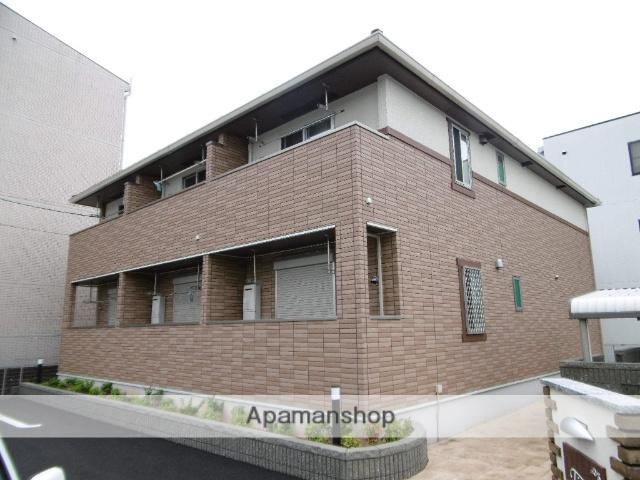 愛知県春日井市、味鋺駅徒歩20分の築4年 2階建の賃貸アパート