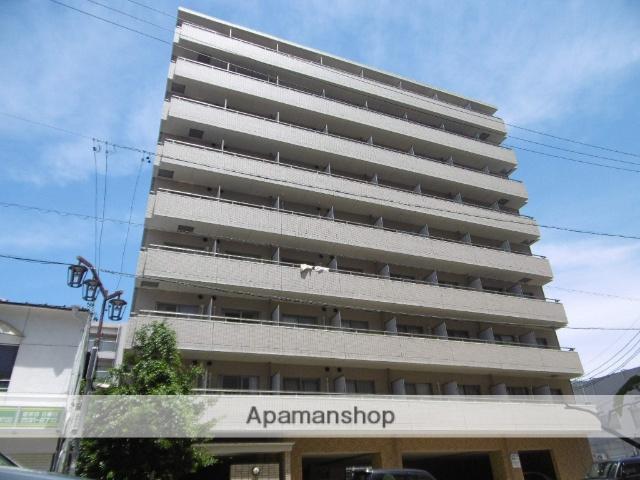 愛知県春日井市、勝川駅徒歩4分の築11年 9階建の賃貸マンション