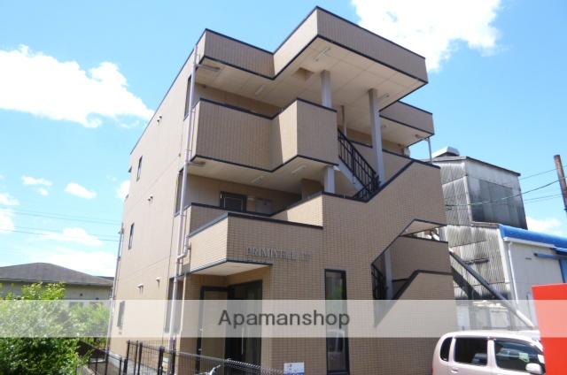 愛知県春日井市、勝川駅徒歩17分の築15年 3階建の賃貸マンション