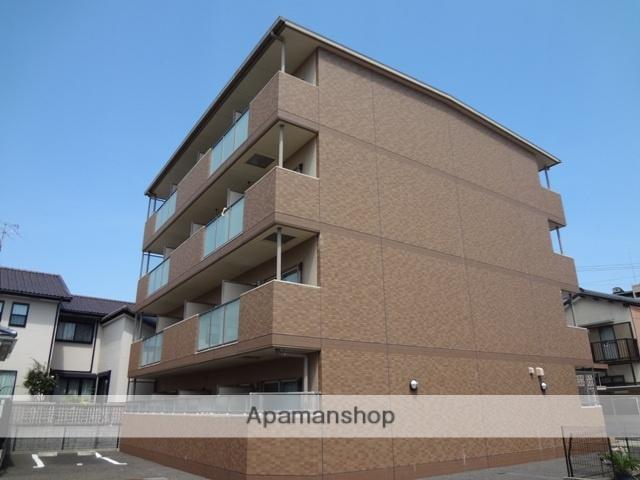 愛知県春日井市、味美駅徒歩10分の築9年 4階建の賃貸マンション