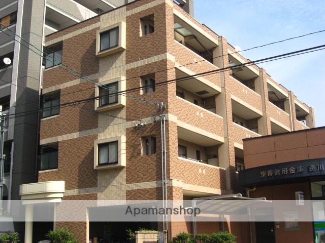 愛知県春日井市、勝川駅徒歩5分の築13年 4階建の賃貸マンション