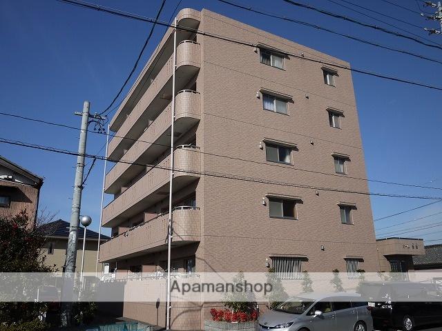 愛知県春日井市、勝川駅徒歩27分の築10年 5階建の賃貸マンション