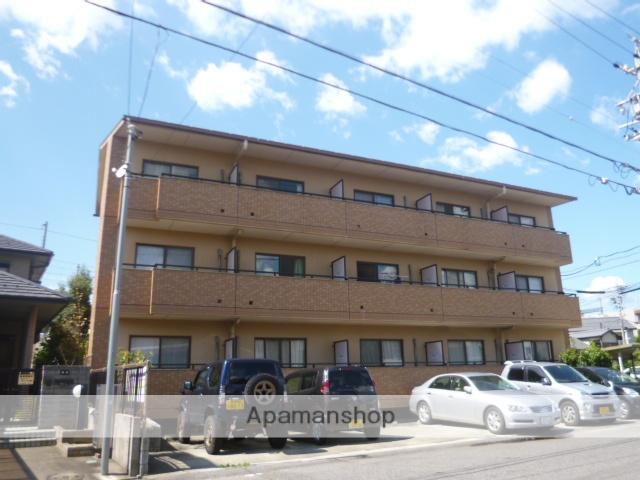 愛知県春日井市、勝川駅徒歩7分の築18年 3階建の賃貸マンション