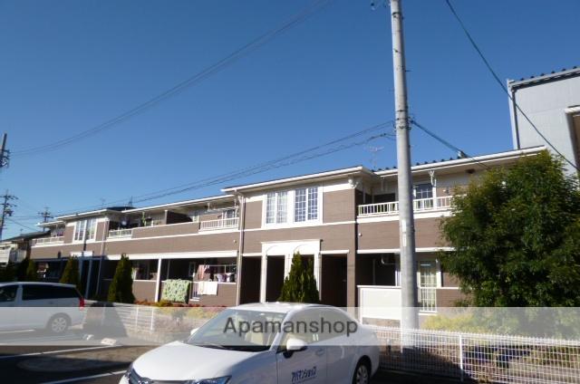 愛知県春日井市、味美駅徒歩15分の築9年 2階建の賃貸アパート